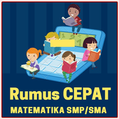 Rumus Cepat Matematika SMP/SMA icon