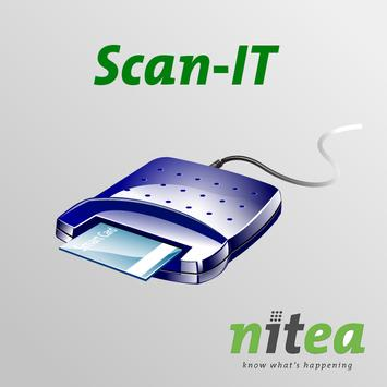 Nitea Scan-IT poster