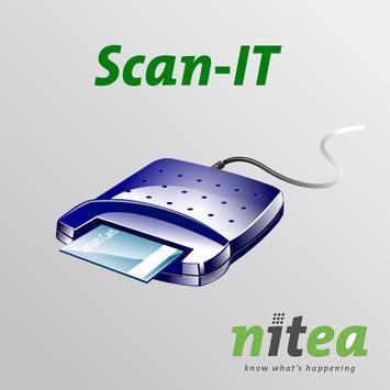 Nitea Scan-IT poster