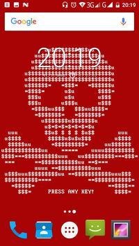 Живые Обои Вирус Петя poster