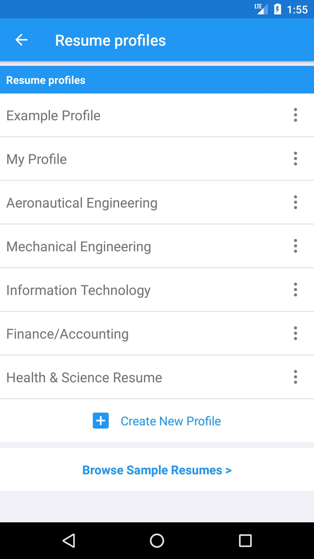 Resume Builder Free CV Maker Templates For Android