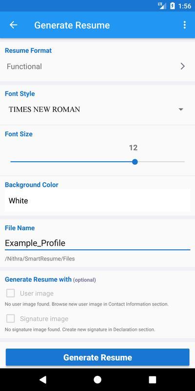 Resume Builder Free, CV Maker & Resume Templates APK Download - Free ...