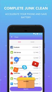 One Tap Cleaner - Memory Cleaner and Phone Booster screenshot 3