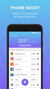 One Tap Cleaner - Memory Cleaner and Phone Booster screenshot 1