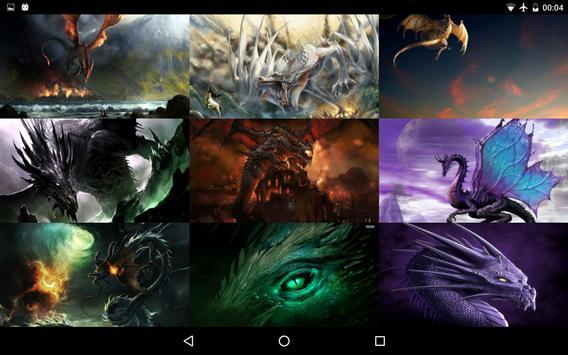 Dragon Wallpapers Free HD screenshot 8
