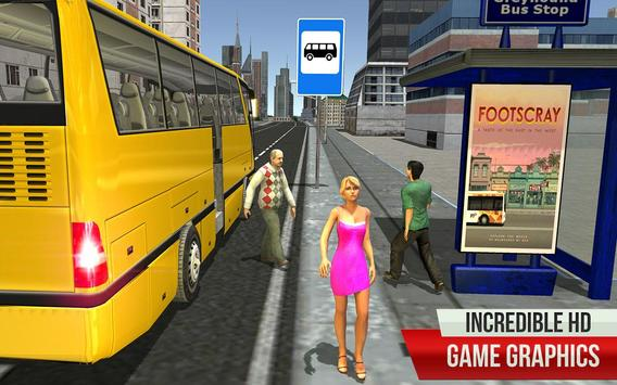 New Bus Driving 2018:Indian Bus Simulator Games screenshot 9