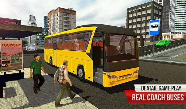 New Bus Driving 2018:Indian Bus Simulator Games screenshot 10