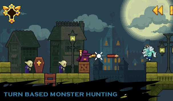 [Game Android] Turn Undead 2: Monster Hunter