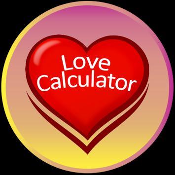 Love Calculator Prank poster