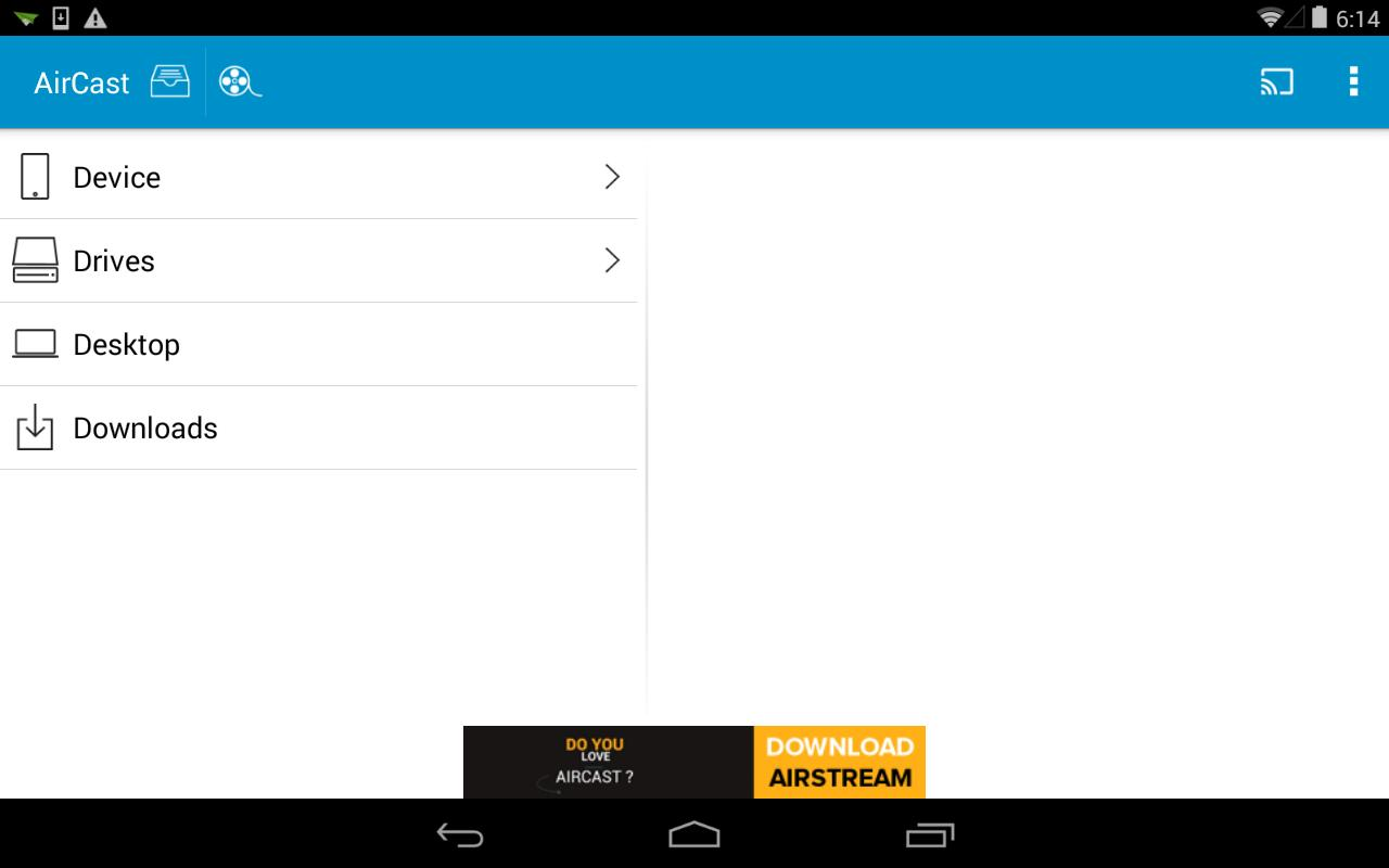 AirCast for Android - APK Download