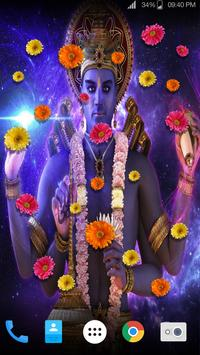 HD Lord Vishnu Live Wallpaper screenshot 7