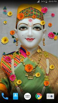 HD Lord Ghanshyam Maharaj Live Wallpaper screenshot 7