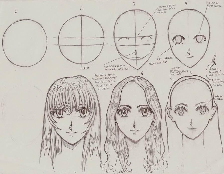 Manga Drawing Tutorials For Android Apk Download