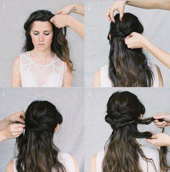 Women Hair Style poster