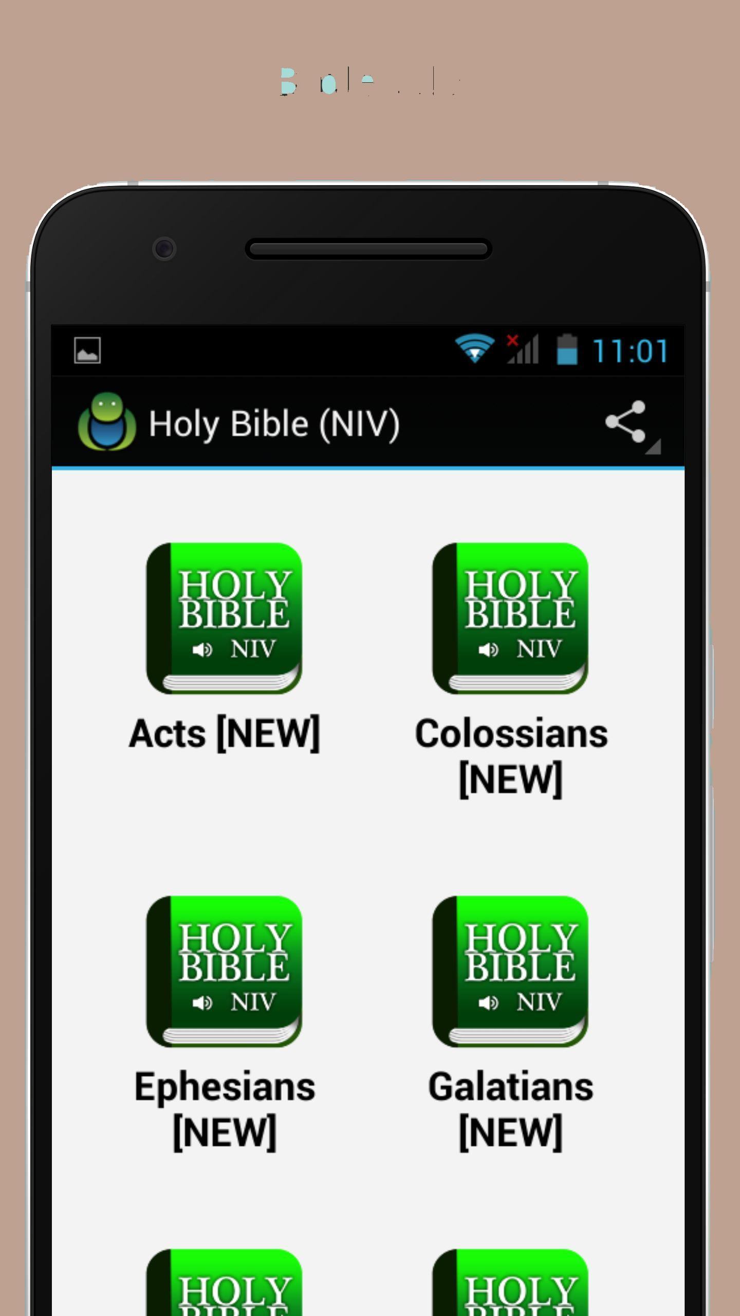 Youversion Bible [NIV] for Android - APK Download