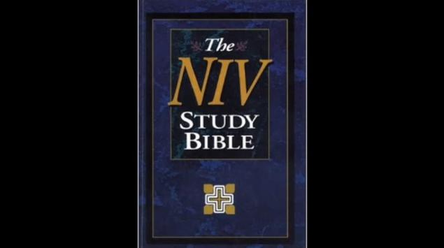 NIV Bible Free screenshot 1
