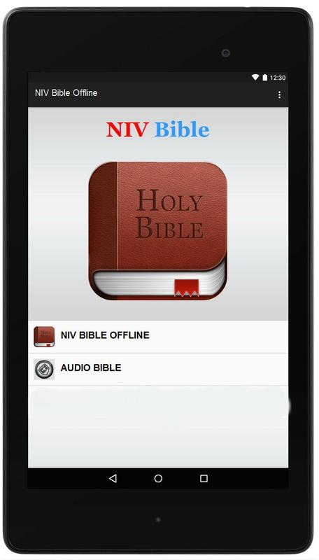 Audio Bible Mp3 Offline