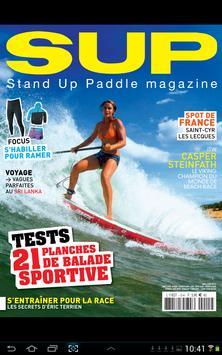 SUP Magazine poster