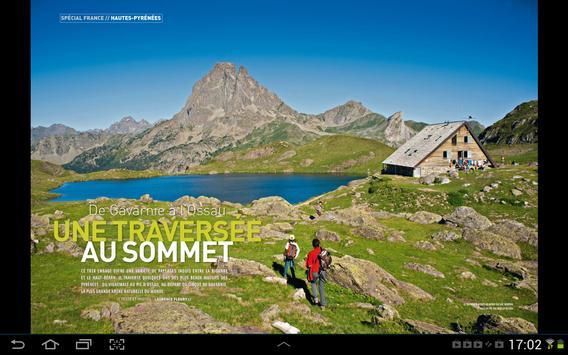 Trek Magazine apk screenshot