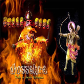 Dussehra Greetings Wallpaper Sms Wishes Quotes icon