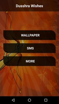 Dussehra Greetings Wallpaper Sms Wishes Quotes poster