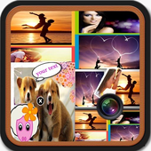 Add Text to Photo Editor New Version 2018 icon