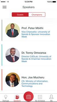 Nairobi Innovation Week screenshot 1