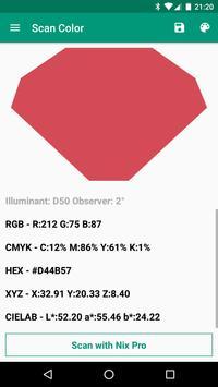 Axalta Color Sensor screenshot 1