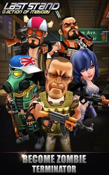 Action of Mayday: Last Stand apk screenshot