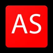 AS icon