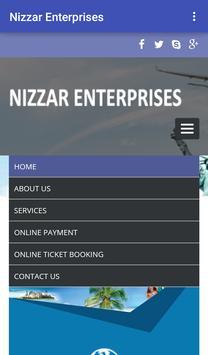 Nizzar Enterprises poster