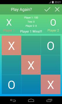 Classic Tic Tac Toe apk screenshot