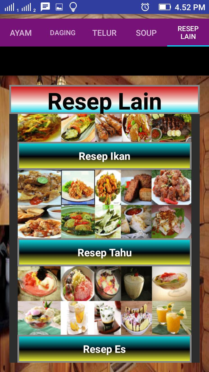 Dapur Kita for Android - APK Download