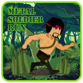 Metal Soldier Run icon