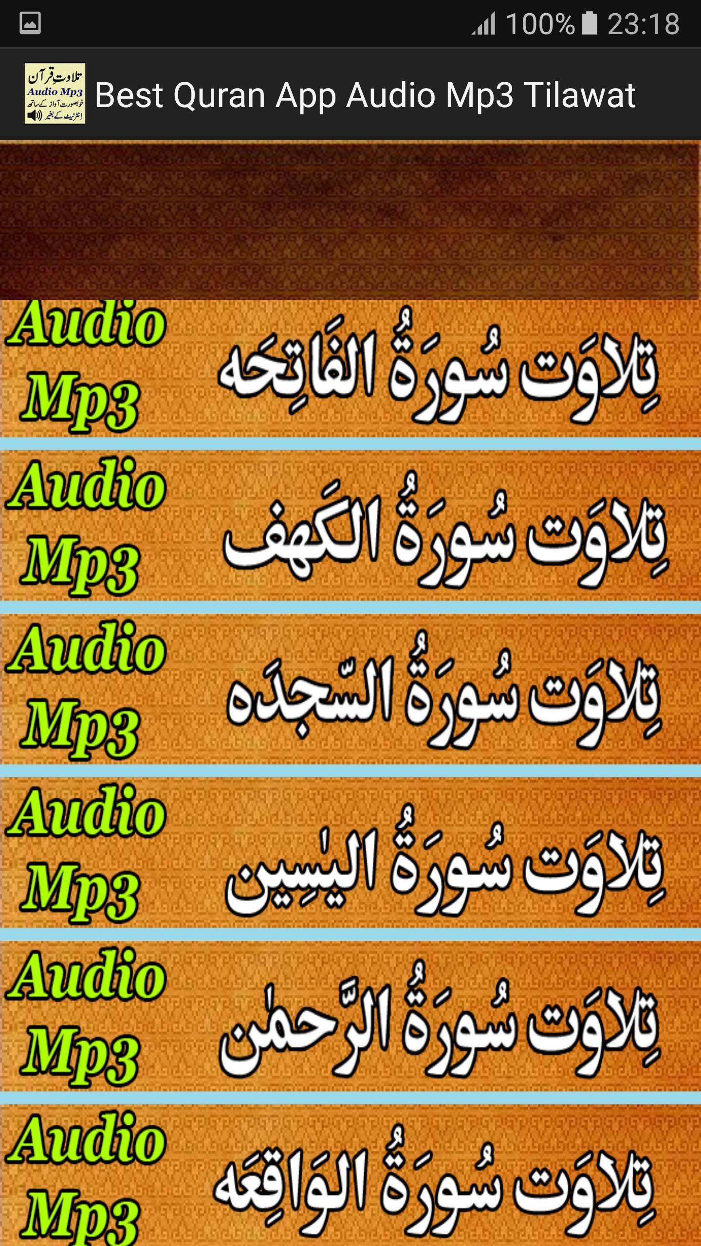 Best Quran App