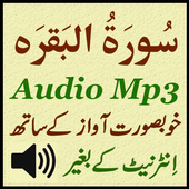 Surat Baqarah For Android App icon