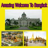 Amazing Welcome To Bangkok icon
