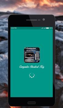 Computer Shortcut key apk screenshot