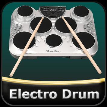 Electro Drum poster