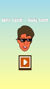 Damn Daniel Swag Game poster