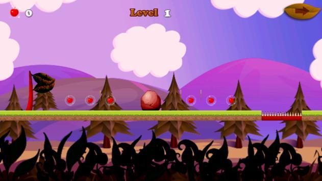 Hedge-hog camp island Run screenshot 2