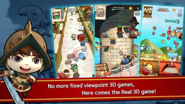 Dungeon and Dash apk screenshot