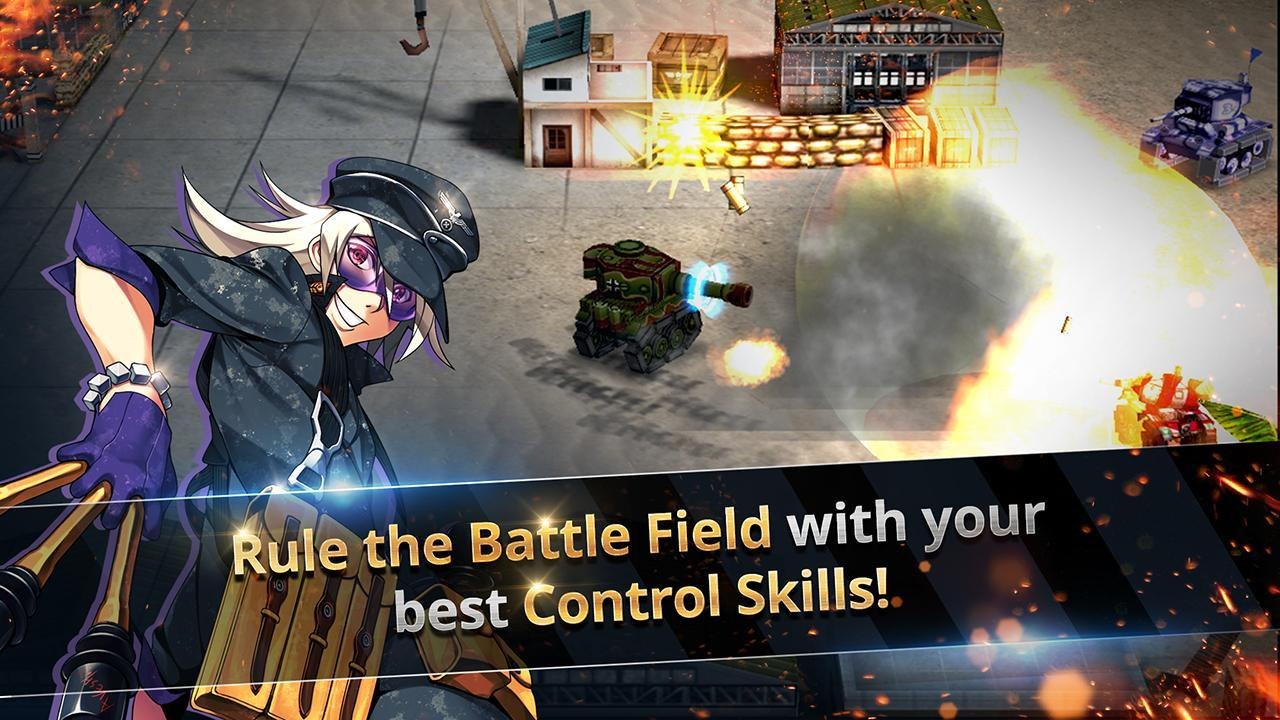 Top of the Tank cho Android - Tải về APK