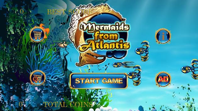Mermaids from Atlantis poster