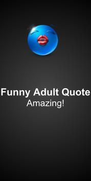 Funny Adult Jokes poster