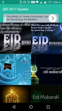 Eid-Quotes Greetings poster