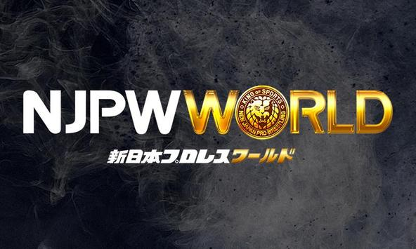 新日本プロレスワールド 動画プレイヤー apk screenshot