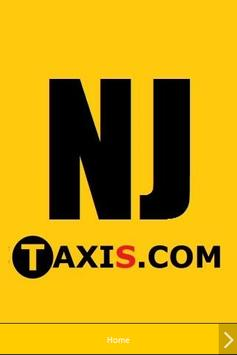 NJ Taxis poster