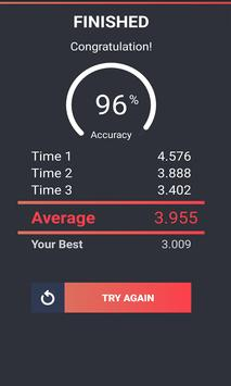 CS:GO Pro -  Reflex Test screenshot 9