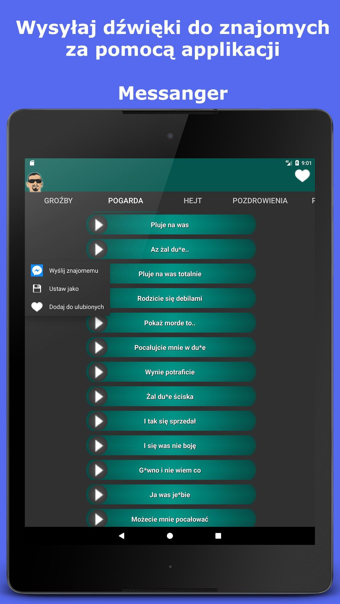 Hejter Tiger Bonzo Soundboard for Android - APK Download